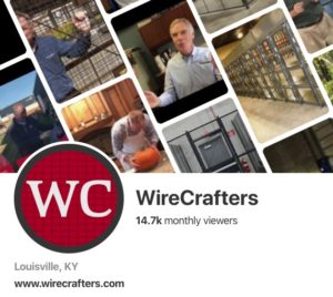 WireCrafters uses Pinterest for SEO