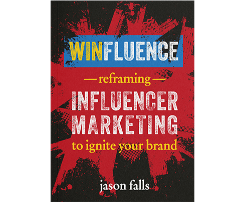 Winfluence Book Cover